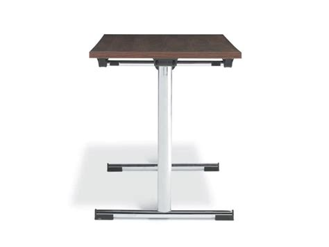 Small Adjustable Height Table folding table for conference rooms and meeting rooms idfdesign