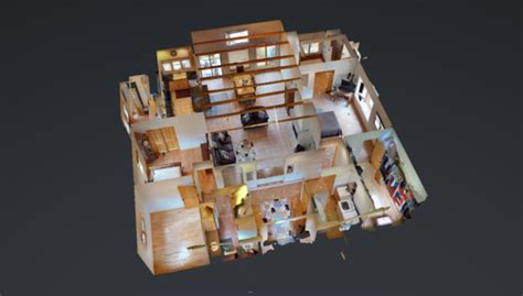 dollhouse view matterport dollhouse view fusion aerial