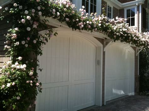 Garage Door Arbor by Door Arbor Garage Door Arbor Garden
