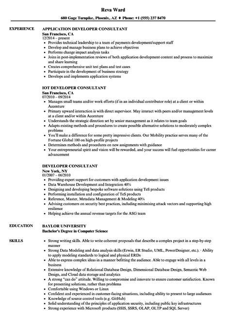 qlikview developer cover letter sle resume for hostess