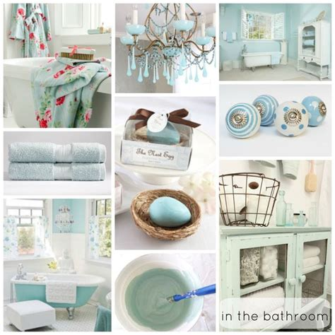 Duck Egg Blue Bathroom Accessories From Going Ducking Bonkers For Duck Egg Blue Bathroom Bathrooms