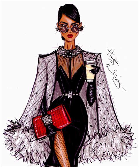 fashion illustration nyc high fashion and colored pencils hayden williams xpressmel