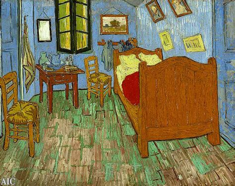 the bedroom gogh bedroom in arles artble