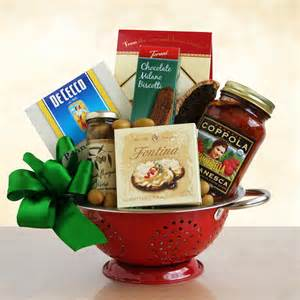 pasta primo holiday feast gift basket gift baskets by occasion at gift baskets