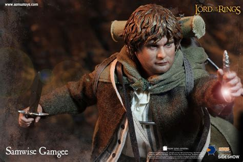 Lord Of The the lord of the rings frodo and sam sixth scale figure set