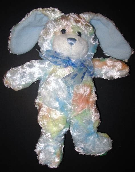 What Does Walmart Look For In A Background Check Walmart Easter Bunny Rabbit Plush Stuffed Animal Blue Carrot Foot Tie Dye Pastel Other