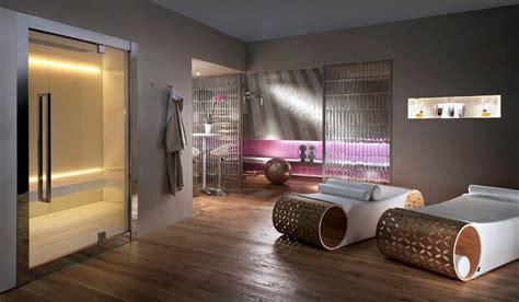 spa einrichtung zuhause sauna design gamme sp histoire d 212