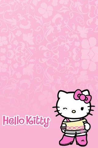 hello kitty themes iphone 3gs cute hello kitty iphone wallpapers free iphone