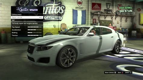 how to your in gta 5 grand theft auto 5 how to sell your car for 4 000