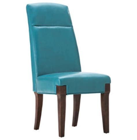Teal Parsons Chair by Teal Baker Parsons Chair Furniture