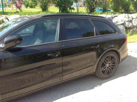 Audi A4 B8 Scheiben Tönen by Audi4ever A4e Detail Maxwell Sheffield