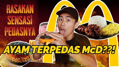 Mcd Spicy Peri Peri mcspicy peri peri szechuan nasi ayam special sepedas