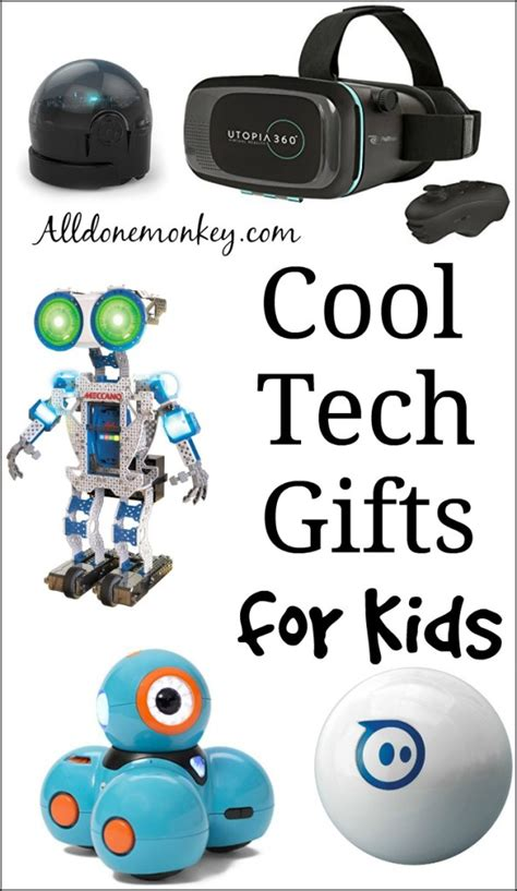 Cool Tech Gifts 2016 | cool tech gifts for kids all done monkey