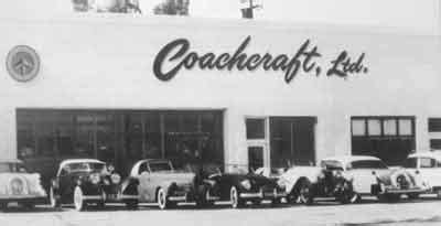 coachcraft  coach craft coachcraft limited station