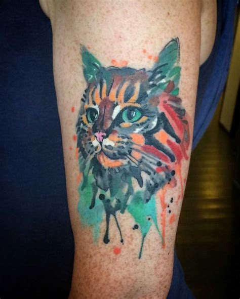 cool cat tattoo cool cat best ideas gallery
