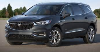 Buick Eclave Look 2018 Buick Enclave Avenir