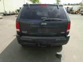 sell used 2007 jeep grand laredo 4wd suv