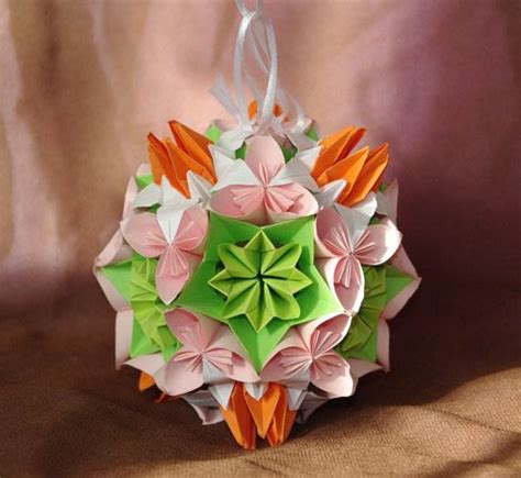 Paper Decoration Crafts - handmade paper craft decorations family