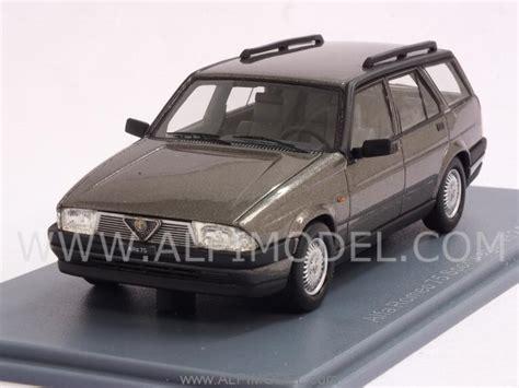 Pi Romeo Grey neo 45047 alfa romeo 75 sportwagon v6 2 5 1986 metallic
