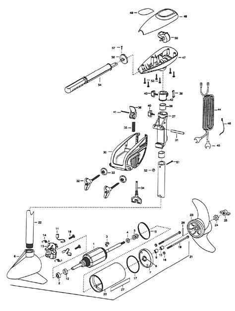 minn kota trolling motor wiring harness wiring diagram