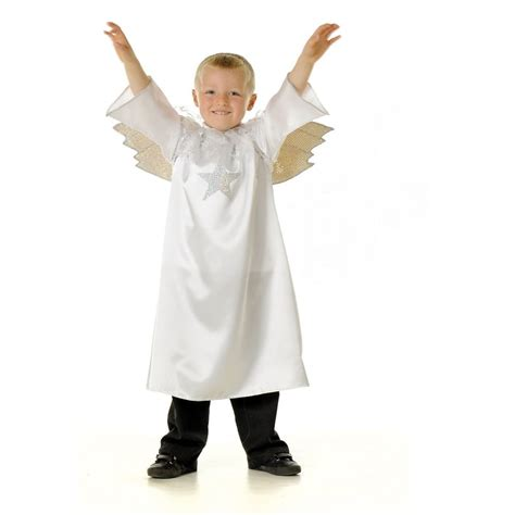 christmas nativity costumes kids angel boys girls nativity play christmas fancy dress