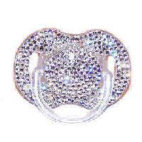 Popsy Plugs Paci Posh Pacifier by 10 Best Ideas About Baby Bling On Baby