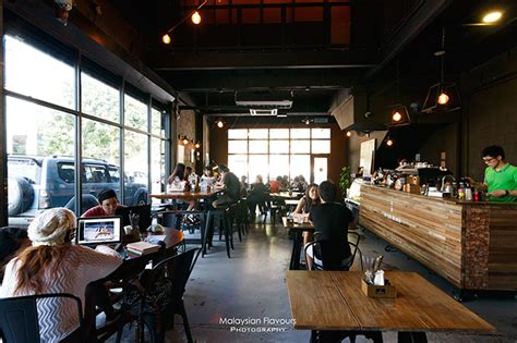 coffee shop design in malaysia after black cafe bandar sunway coffee squid ink black