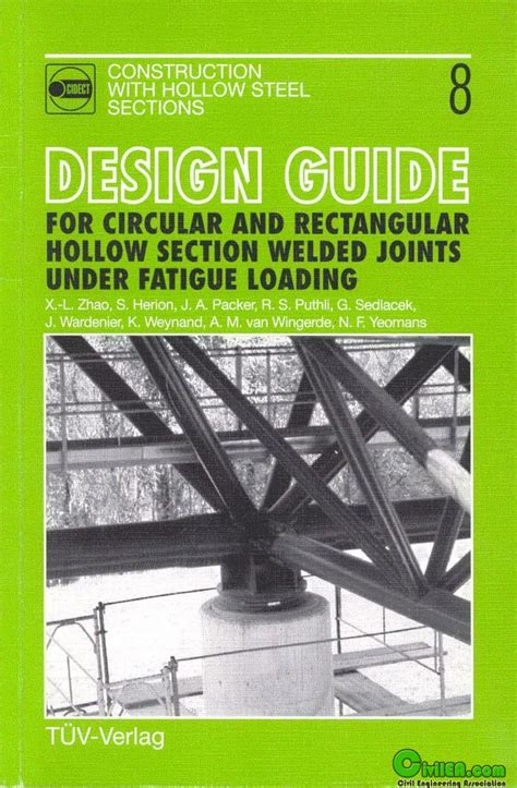 design guide  circular  rectangular hollow section welded mhnds aamran aabadan tosaah