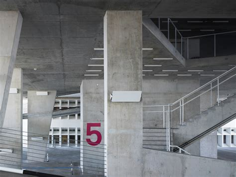 Garage Road Right On So Many Levels Innovative Car Park Design News