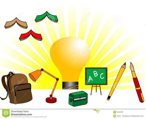 imagenes educativas libres cosas educativas stock de ilustraci 243 n ilustraci 243 n de