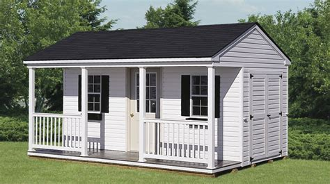 Garage Plans With Porch by Storage Sheds Rochester Ny And Western New York