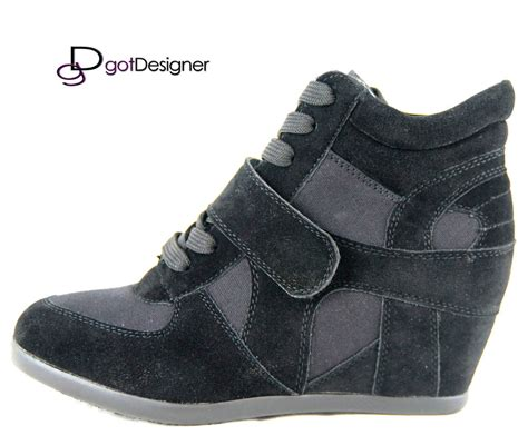 sneaker wedge heels new ankle heel shoes wedge sneakers boots