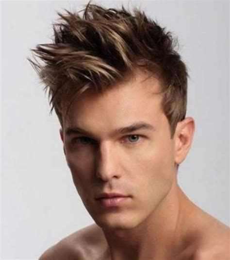best hairstyles for men spikes 30 best mens spiky hairstyles mens hairstyles 2018