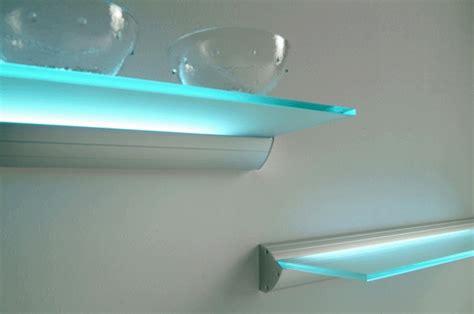 mensole illuminate a led se hai una stanza a nord casa therapy