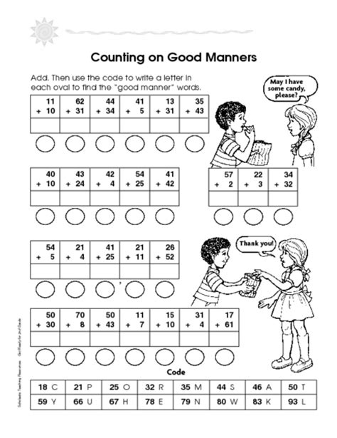 printable manners worksheets for preschoolers 47 teaching table manners to kids 18 fun activities that