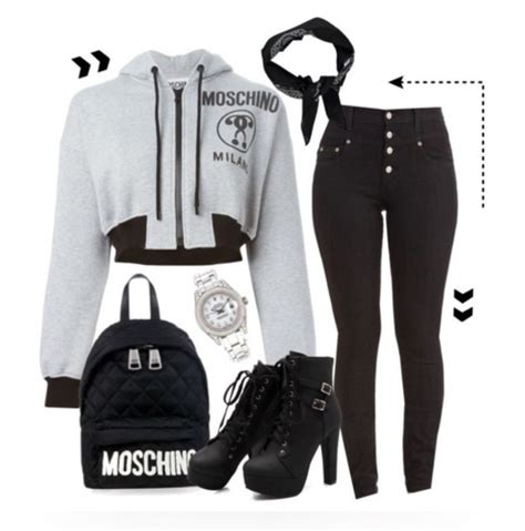 Moschino White Crop Sweater sweater moschino crop tops cropped crop cropped