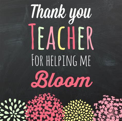 Appreciation Letter Math Teacher teacher appreciation gift idea and printable from the educators spin