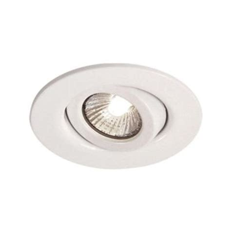 bazz 800 series 4 in white recessed halogen low voltage