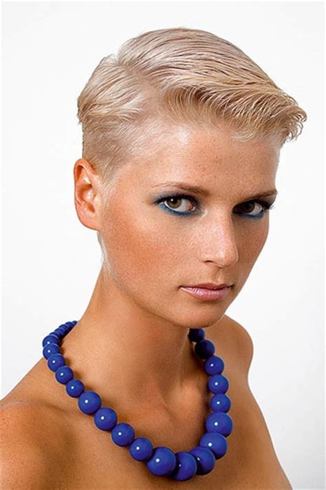 women short hairstyle sideburns pictures of short and long sideburns on women image