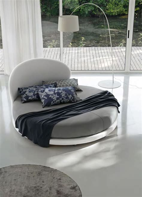 circular mattress cool round beds kaleido from euroform digsdigs