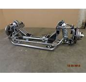 Chrysler A &amp B Body Suspension System  Martz Chassis