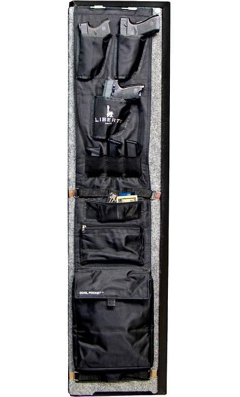 Gun Safe Door Storage by Liberty Door Panel Organizer For 12 Cu Ft Gun Safes