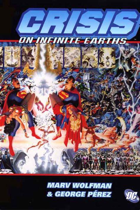 crisis on infinite earths crisis on infinite earths trade reading order