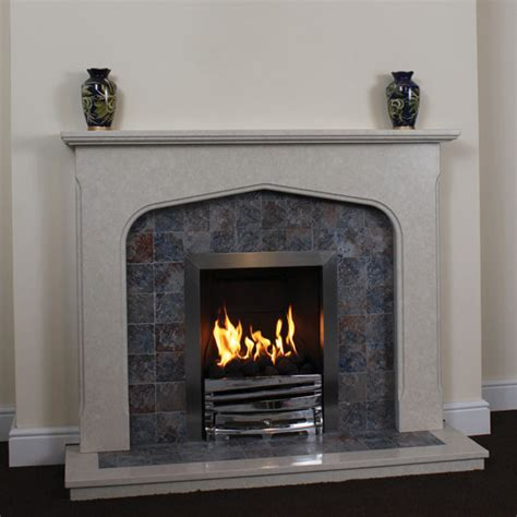 In Fireplace by Marble Solid Fuel Fireplaces Fireplaces Fireplaces For