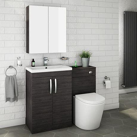 Modern Basins Bathrooms by Black Modern Sink Vanity Unit Toilet Package