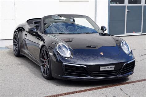 Porsche Cabrio 4s by Porsche 911 Carrera 4s Cabrio By Cartech Cartech Ch