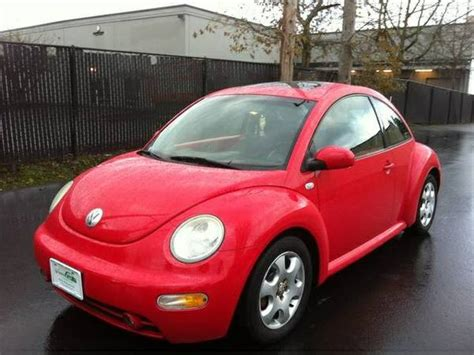 Volkswagen Tdi Beetle by Used 2000 Volkswagen New Beetle Tdi By Owner