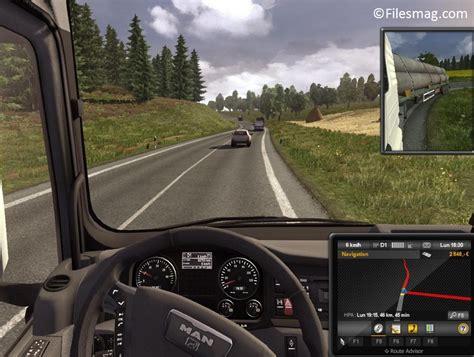 euro truck driving simulator free download full version euro truck simulator 2 game free download pc games