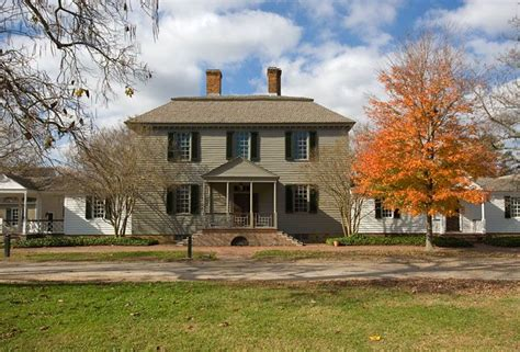 robert carter house american houses colonial