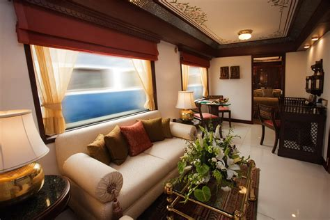 india luxury train maharajas express a luxury train in india